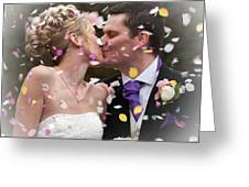 Anthony And Claire Greeting Card
