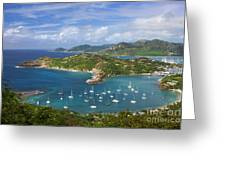 Antigua Greeting Card
