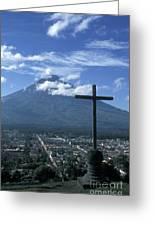Antigua Guatemala Greeting Card