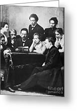 Anton Chekhov (1860-1904) Greeting Card
