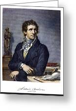 Antonio Canova (1757-1822) Greeting Card
