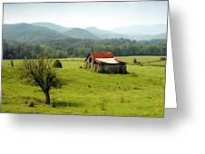 Apalachia Greeting Card