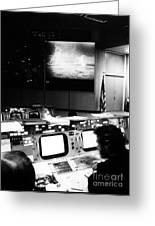 Apollo 11: Mission Control Greeting Card