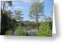Appalachian Summer 2012 Greeting Card