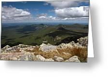 Appalachian Trail View Greeting Card