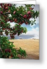 Applessence Greeting Card