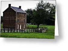 Appomattox County Jail Greeting Card