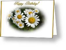 April Birthday Greeting Card