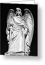 Archangel By Night Greeting Card