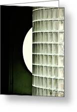Architectural Abstract Greeting Card