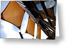 Architectural Detail 5 Greeting Card