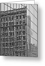Architecture Reflections Greeting Card