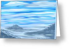Arctic Melody Greeting Card
