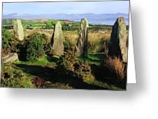 Ardgroom, Co Cork, Ireland Stone Circle Greeting Card