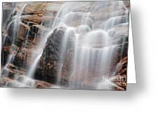 Arethusa Falls - Crawford Notch State Park New Hampshire Usa Greeting Card