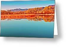 Arizona Dead Horse State Park Greeting Card
