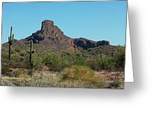 Arizona Scenic Vi Greeting Card