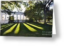 Arlington Memorial Amphitheater Greeting Card
