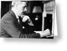 Arnold Bennett (1867-1931) Greeting Card