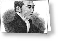Arnold Buffum (1782-1859) Greeting Card
