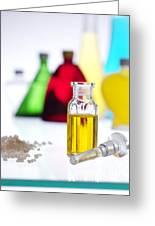 Aromatherapy Oils Greeting Card