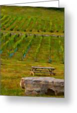 Arrington Vineyards Greeting Card