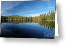 Arrowhead Reflection Greeting Card
