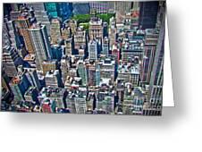 Art Deco New York City Greeting Card