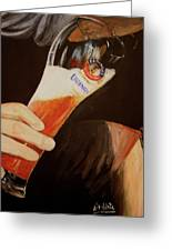 Art Of Erdinger Greeting Card