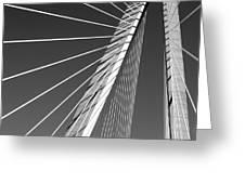 Arthur Ravenel Jr.bridge Greeting Card
