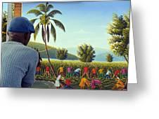 Artistic Endeavors Greeting Card