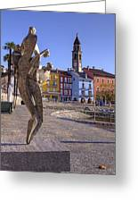 Ascona - Switzerland Greeting Card