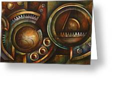 'assembly Required' Greeting Card by Michael Lang