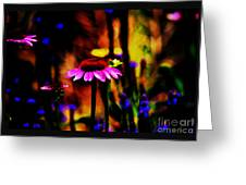 Astral Dream Greeting Card