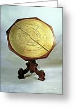 Astrolabe Greeting Card