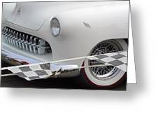 At The Drags Greeting Card