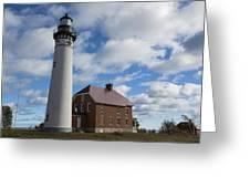 Au Sable Lighthouse 1 Greeting Card