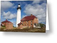 Au Sable Lighthouse 3 Greeting Card