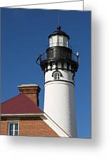 Au Sable Lighthouse 6 Greeting Card