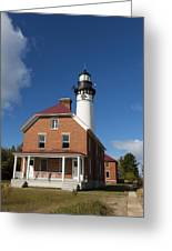 Au Sable Lighthouse 7 Greeting Card