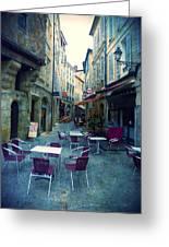Auch- Rue Dessoles Greeting Card