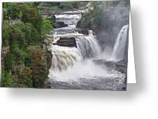 Ausable Chasm 5172 Greeting Card
