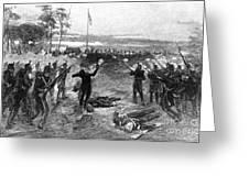 Australia: Rebellion, 1854 Greeting Card