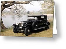 Auto: Rolls-royce, 1925 Greeting Card