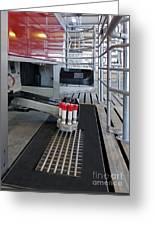 Automatic Milking Machine Greeting Card