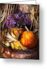 Autumn - Autumn Is Festive  Greeting Card