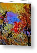 Autumn 458963 Greeting Card