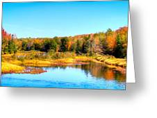 Adirondack Color 54 Greeting Card