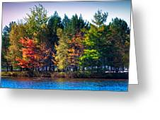 Adirondack Color 63 Greeting Card