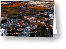Autumn Falls 2 Greeting Card